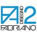 ALBUM FABRIANO F2 24X34 RUVIDO